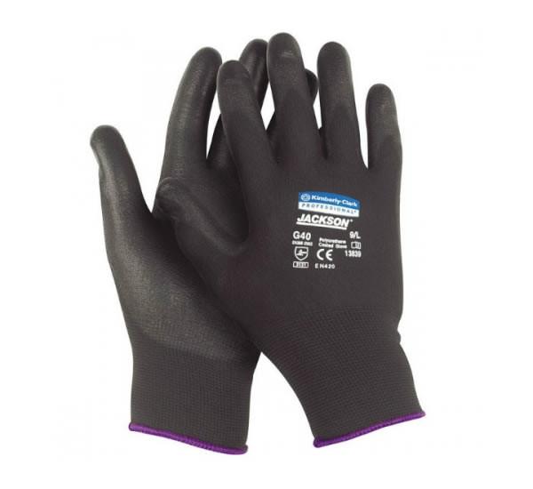 Ficha tecnica guante g40 poliuretano
